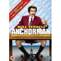 Anchorman - The Legend Of Ron Burgundy [DVD]